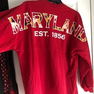 Maryland Spirit Jersey